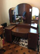 Antique Dressing Table Hunters Hill Hunters Hill Area Preview