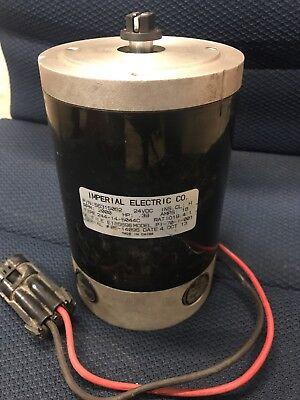 Imperial Electric Motor 24vdc