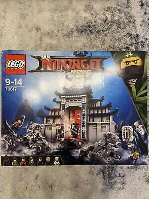 LEGO 70617 Ninjago Movie Ultimatives Tempel-Versteck | NEU + OVP