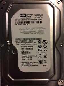 3.5 320 gb hdd for desktop