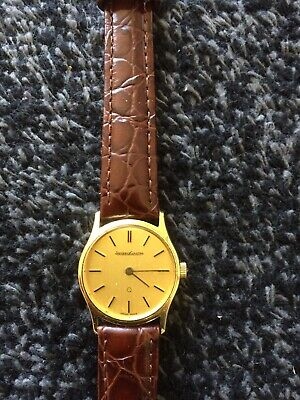 jaeger lecoultre 18ct Watch