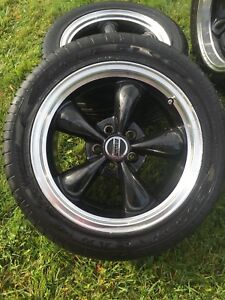 Tires and rims 275/40Z R17 & 315/35Z R17