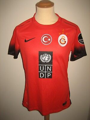 887407071b6 Galatasaray MATCH WORN Bilal Turkey football shirt soccer jersey trikot  size M