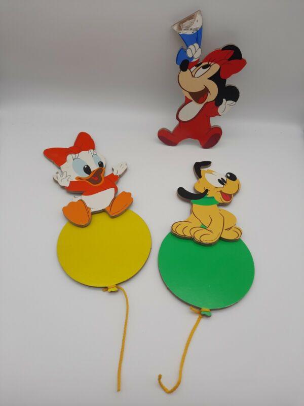 "Walt Disney ""Disney Babies"" Pin Up Wall Decor Vintage Dolly Inc"