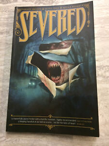 Graphic Novel - Severed