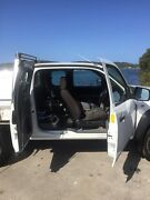 2010 Mazda bt-50 2x4 Rathmines Lake Macquarie Area Preview