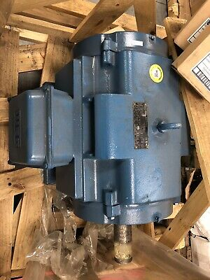 Weg 100 Hp Electric Motor 1780 Rpm Frame 4045t 208-230460
