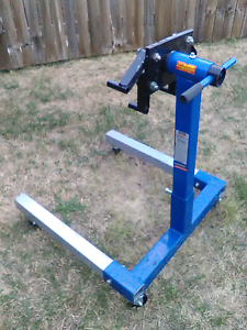 Heavy duty engine stand 500kg rated. Brassall Ipswich City Preview