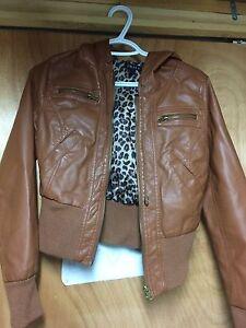 Leather jacket Windsor Region Ontario image 1