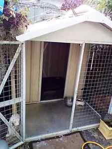 Dog kennel Lethbridge Park Blacktown Area Preview