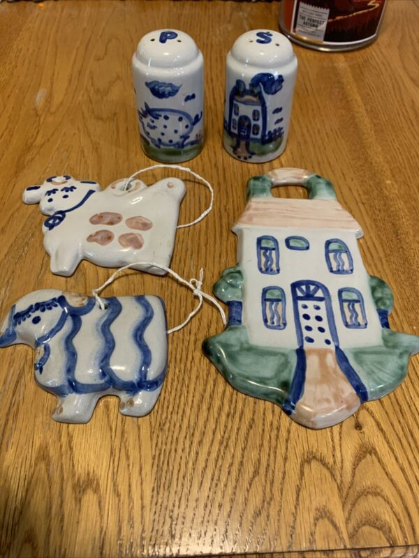 M.A Hadley Pottery Bundle