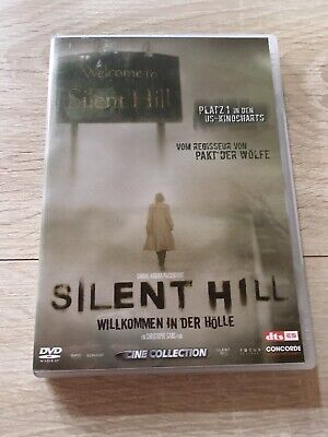 DVD Silent Hill Horror Klassiker Halloween Film ab 16 Thriller