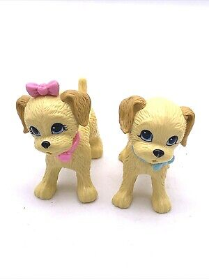Barbie Potty Training Taffy Pet Pups Boy and Girl