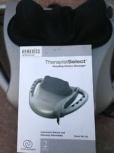 Neck and Back Massager, like new, $20