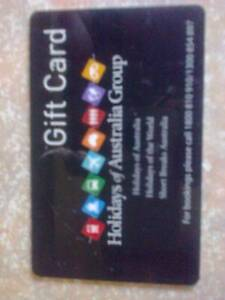 Short Holiday's of Australia $ 200 gift card Seaton Charles Sturt Area Preview
