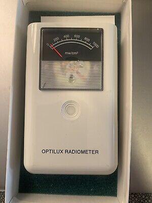 Optilux Radiometer Model 100