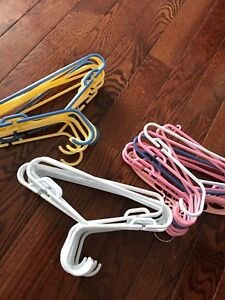 Baby or Toddler clothes hangers