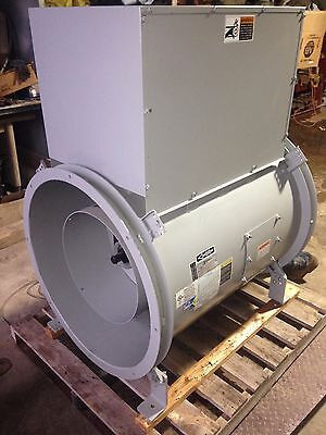 Exhaust Fan Supply Return Blower Greenheck 3hp 20 New
