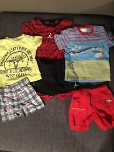 Boys 18 months and 24 months. Asking $5 for all