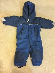 6-9 month snowsuit