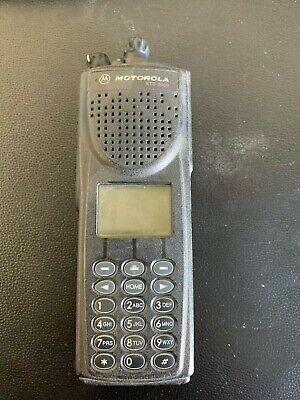 Motorola Xts 3000 Model Iii 800mhz Astro Digital Radio H09uch9pw7an Flashport