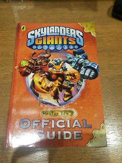 skylanders giants strategy guide children s books gumtree rh gumtree com au Skylanders Games Skylanders Giants Characters
