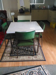 Table and chair's Muswellbrook Muswellbrook Area Preview