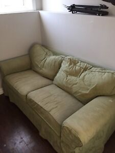 Free couch from ikea