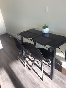Table/Desk and two chairs