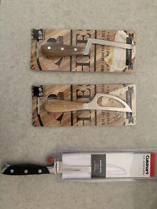 Set of brand new 3 knifes
