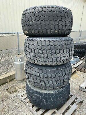 1 Used Take Off Air Turf Assembly 41x18-22.5 Tire Genie S-60 S-65 Z-60