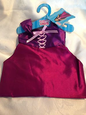 Springfield Doll Clothes - Purple Gown for American Girl or 18 inch doll
