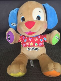 Wanted: Fisher Price teddy