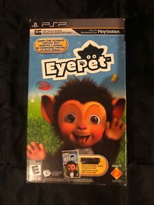 eyepet psp game (with camera)
