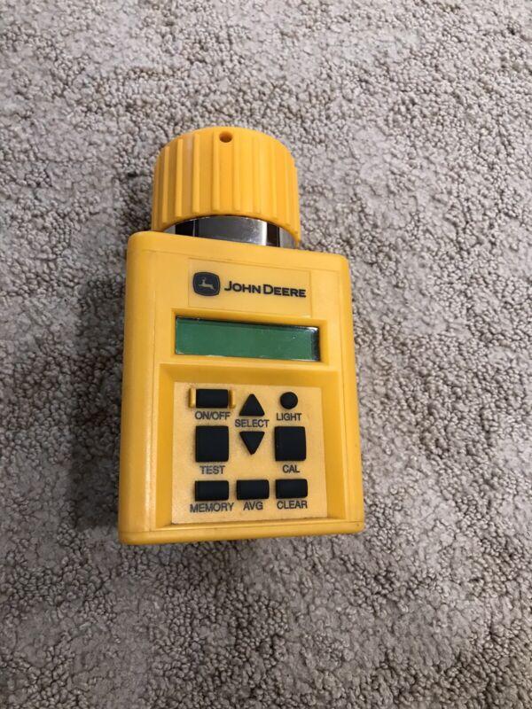 john deere moisture Chek Plus Sw08120 Tester