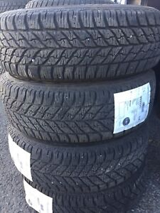 4 almost new Winter tires 205/60r15 Dunlop
