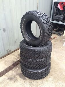 HERCULES M/T 265/70 r17 Meadow Heights Hume Area Preview