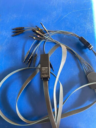 Tektronix P6616 Channel Logic Probe Cable Tektronix MSO4000B and MSO5000