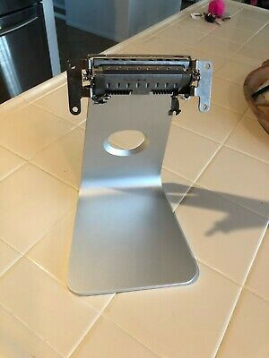 "OEM Apple iMac A1225 24"" 2007 2008 2009 Auminium Base Foot Stand with Hinge"