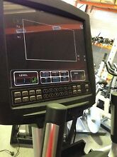 STEX S25EX ELLIPTICAL TRAINER BUILT IN TV/VIDEO RRP$8600 Osborne Park Stirling Area Preview