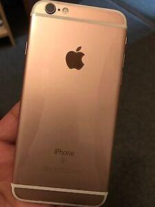 iPhone 6s 64GB Rose gold factory Unlocked