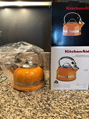 KitchenAid KTEN20SBDO 2.0-Quart Kettle with Full Stainless Steel Handle and T...