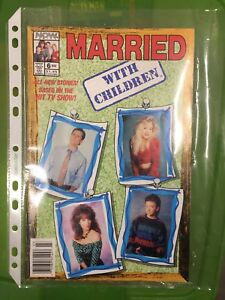 Married with children comic book