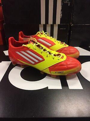 sale retailer 57e76 2db20 Adidas F50 Adizero Leather Trx FG BNIB W  Tags US 6.5 UK 6