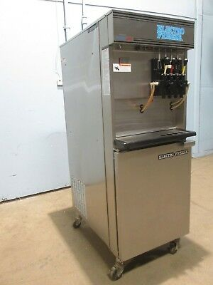 Electro Freeze 10cmt-137 H.d. Commercial 4 Flavors Shake Freezer Water Cooled