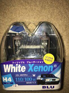 """Car head lamp , white xenon* (""""blu"""")"""