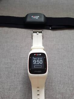 Polar M400 Fitness watch with HR monitor