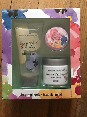 Beautiful Body Beautiful Mind Gift Box