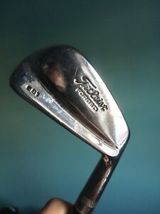 Titleist forged 681 set with driver, putter...