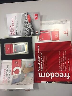 Vodafone Mobile Connect 3G/GPRS Data Card used -- untested
